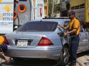 Irak'taki ilk seyyar benzinlik yolda kalanların imdadına yetişiyor