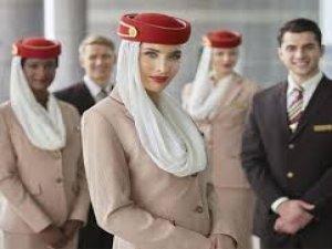 Emirates, Türkiye'deki Kabin Memuru Alımlarına Devam Ediyor