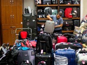 Antalya Havalimanı'nda 4 bin 525 eşya unutuldu
