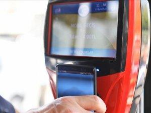 Başkentte 'mobil bilet' dönemi