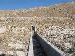 Hotamış Gölü 'Mavi Tünel'le canlanıyor