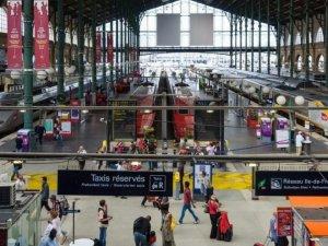 Paris'te 155 yıllık tren garı için AVM tartışması