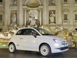 Fiat 500 Dolcevita Türkiye'de