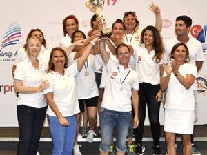 4. Deniz Kızı Ulusal Kadın Yelken Kupası'nın sahibi belli oldu