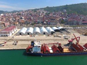 Giresun Limanı ihracat üssü olacak