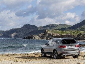 Şık, dinamik ve çok yönlü Yeni Mercedes-Benz GLC Türkiye'de