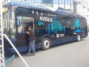 ASELSAN'ın Ürettiği Elektrikli Otobüsler Yollara Çıkıyor