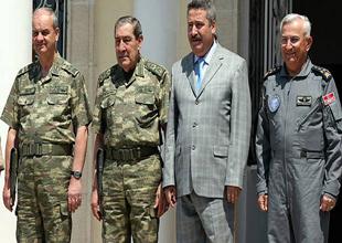 Türk Silahlı Kuvvetleri'nin yeni kıyafetleri
