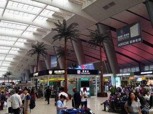 Çin'de bir günde 17 milyon kişi trenle seyahat etti