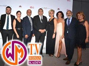 Woman TV, İzmir lansmanını Ege Perla'da gerçekleştirdi