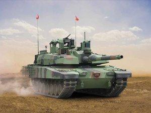 'TSK 24 ay sonra Altay'ı harp sahasında kullanacak'