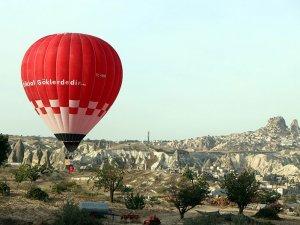 İlk yerli ve milli balon havalandı