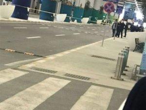 İstanbul Havalimanı'nda şüpheli paket panik yaşattı