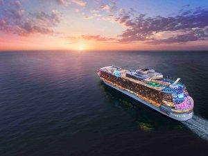 İşte dünyanın en büyük yolcu gemisi