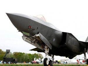 ABD yapımı F-35A uçaklarında sorun çıktı