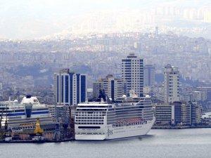 Kruvaziyer turizminde rota Türkiye