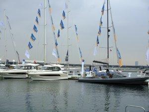 CNR Yacht Festival kapılarını açtı