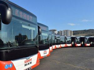 İzmir'de toplu ulaşım tarifeleri belirlendi