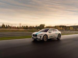 Jaguar I-Pace Race eTaxi ile unutulmaz bir deneyim