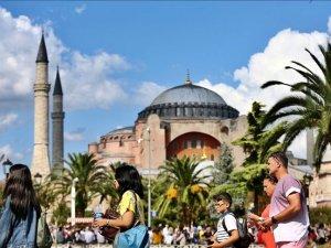 'İstanbul'a gelen turistin, nüfusu geçmesini bekliyoruz'