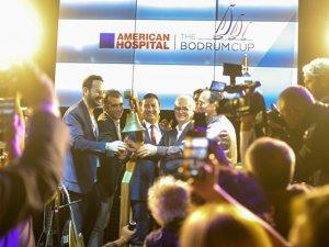 The Bodrum Cup kampana töreniyle resmen başladı