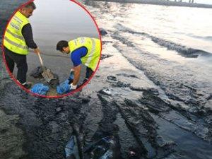 Aliağa'da denizi kirleten firmaya verilecek ceza merak konusu oldu