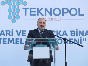 "Mustafa Varank: ""VSY Biotechnology gibi firmalara ihtiyacımız var"""