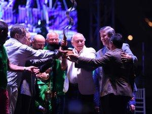 The Bodrum Cup'ın heyecan dolu yarışları sona erdi