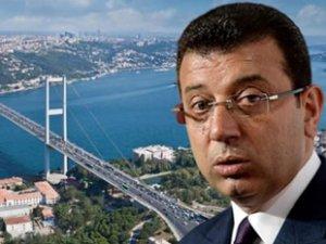 Ekrem İmamoğlu'ndan 'İstanbul Boğazı'yla ilgili ilk açıklama geldi