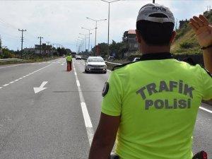 Ülke genelinde araçlarda 'ışık donanımları denetimi' yapıldı