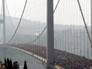 Vodafone 41. İstanbul Maratonu nedeniyle bazı yollar trafiğe kapatılacak