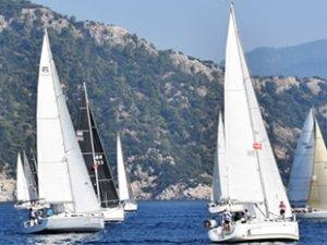 30. Uluslararası Marmaris Yat Yarışları Haftası sona erdi