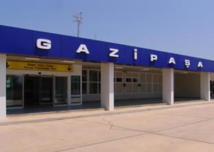 """""""Gazipaşa Havaalanı için hala izin çıkmadı"""""""