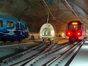 Mecidiyeköy-Kabataş arasındaki tünel kazı çalışmaları tamamlandı
