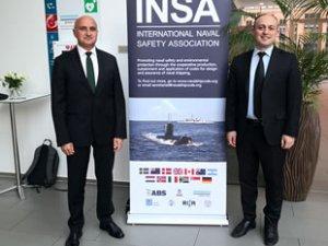 Türk Loydu, NSCA'nın başkanı oluyor