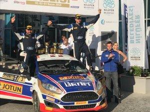 Castrol Ford Team Türkiye, 2019 Türkiye ralli şampiyonasına damga vurdu