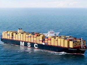 MSC'den Türkiye-Rusya arasında ekspres servis