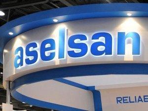 ASELSAN'dan 54,5 milyon dolarlık sözleşme