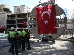 Kabataş-Mecidiyeköy-Mahmutbey Metro Hattı tüneli tamamlandı