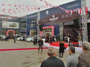 Peugeot Grubu, Madrid'den sonra ilk üç markalı bayisini Konya'da açtı