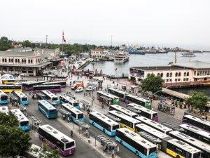 Kadıköy'de İETT otobüslerine alternatif güzergah