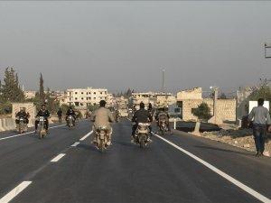 Zeytin Dalı Sınır Kapısı-Cinderes yolu tamamlandı