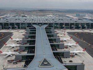İstanbul havalimanlarından 88 milyon yolcu uçtu