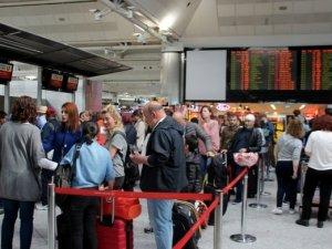 THY'nin ekimde yolcu sayısı arttı