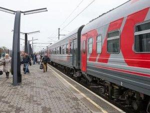 Rusya Kırım tren seferleri başlıyor