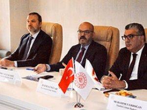 Türk Boğazları Deniz Trafik Düzeni Yönetmeliği Toplantısı yapıldı