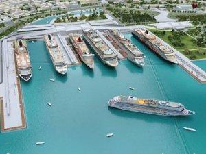 Yenikapı Kruvaziyer Limanı 2020'de ihaleye açılacak