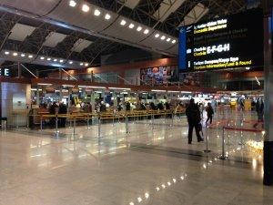 'Yolcusuna zaman kazandıran havalimanı' projesine ödül
