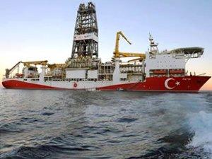 Fatih sondaj gemisi, Doğu Akdeniz'de yeni faaliyetine başladı