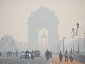 Yeni Delhi'de temiz hava satışı